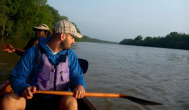 1st  Mississippi River TripC